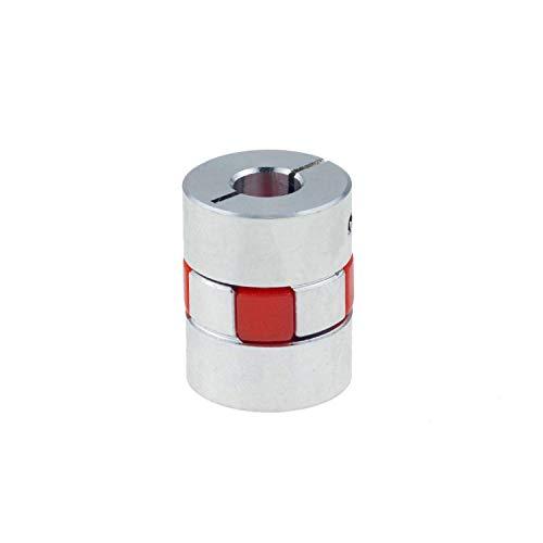 D30-L35 6.35mm giunto ondulato CNC motore passo stampa 3D trattamento ossidazione superficiale coupling motore connector giunto in lega di alluminio del connettore motore per Stampante