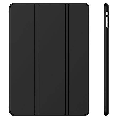 『JEDirect iPad mini 1 2 3 ケース 三つ折スタンド オートスリープ機能 (ブラック)』のトップ画像