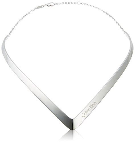 Calvin Klein Damen-Kette ohne Anhänger Edelstahl KJ6VMJ000100