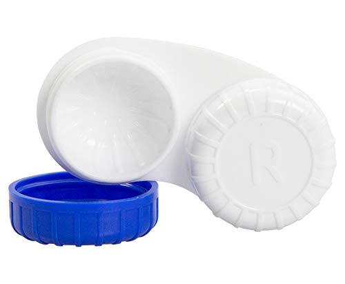 Funnylens Kombilösung für weiche Kontaktlinsen 3 x 60ml Kontaktlinsenflüssigkeit - All In One Reisegröße Pflegemittel 3 Kontaktlinsenbehälter (180ml)