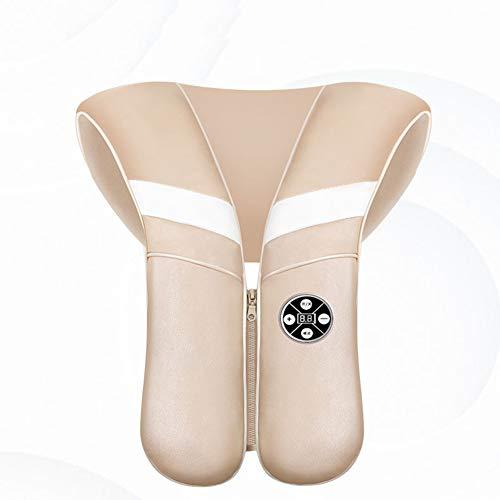 Starry Sky nekmassageapparaat, nek- en schoudermassageapparaat, kunstmatige massage, warme verwarming, oververhittingsbeveiliging, aan-knop, automatische timing intieme ritssluiting