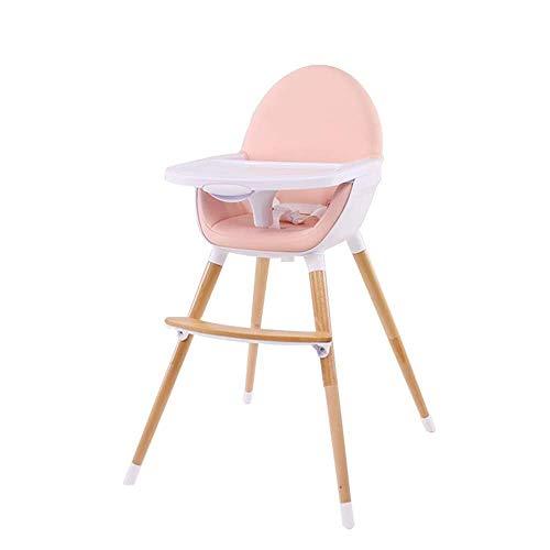 Living Decoration Babyhochstühle Hochstuhl Kinderheim Baby Esstisch und Stühle Massivholzliege (Farbe: # 3)