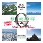 High Quality Digital Image Mountains <2>