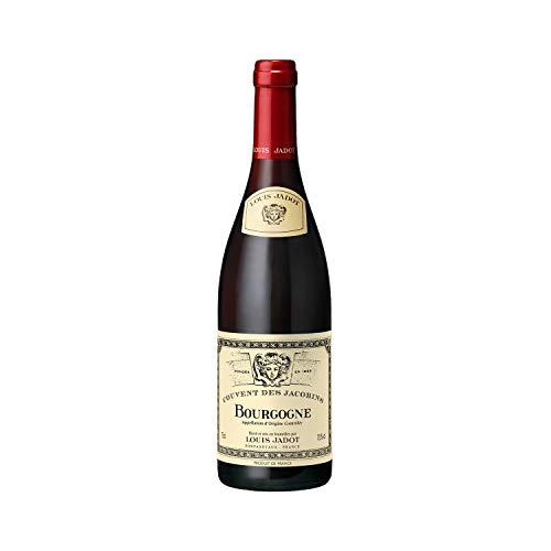 Louis Jadot Bourgogne Rouge Pinot Noir Couvent des Jacobins AOC 2018 (1 x 0.75 l)