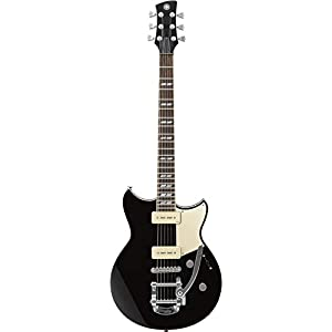 Yamaha Revstar RS702B Limited Edition with P90's, Black