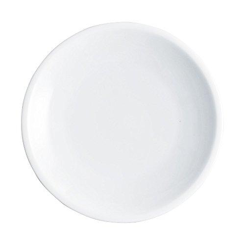 Saturnia 114160 Piatto Roma Frutta, Porcellana, Bianco, Unica