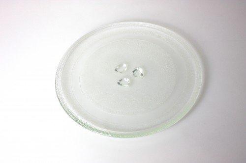 LG Glas-Drehteller Ø 24,5cm für Mikrowelle LG, Goldstar MG3837C, MG3847G - Nr.: 3390W1G005E
