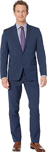 Kenneth Cole Unlisted Navy Slim Fit Suit