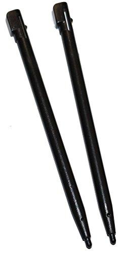 Dealbude24 10x Schwarz Stylus Bedienstift Display Touch Pen für PDA und Organizer Plastik