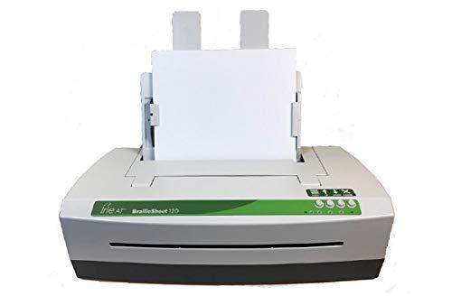 IRIE BrailleSheet 120 Double-Sided Cut-Sheet Braille Embosser
