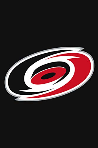 Carolina Hurricanes Notebook: Minimalist Composition Book | 100 pages | 6