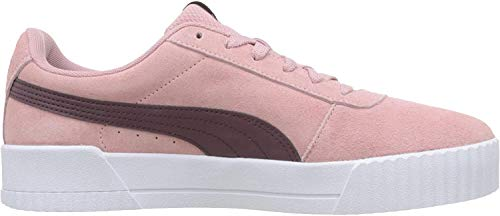 Puma Damen Carina Sneaker, Bridal Rose-Vineyard Wine, 40 EU