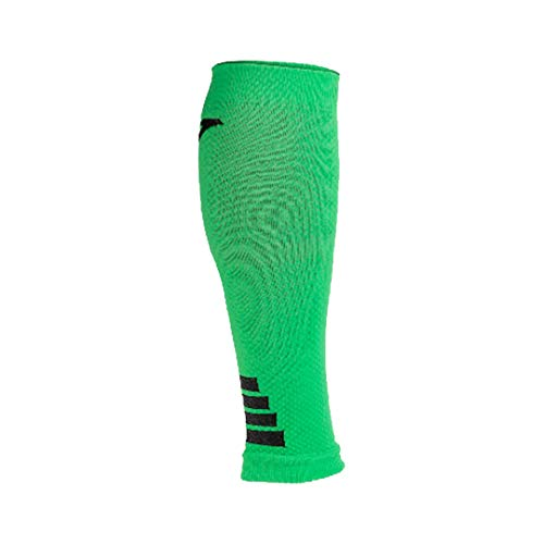 Joma Compression Socks – Calcetines de compresión para correr, running, 400289.021 Fluor Green, verde flúor (43 – 46)
