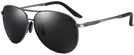 Ultra Lightweight Rectangular Polarized Sunglasses