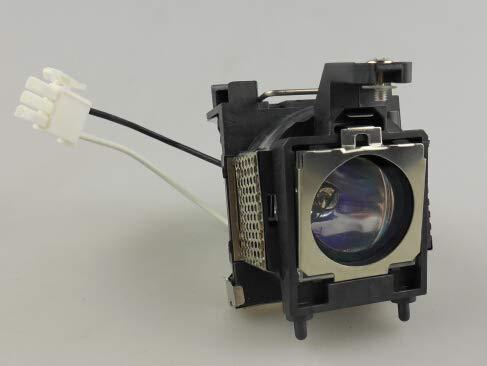 Supermait 5J.J1S01.001 Lámpara Bulbo Bombilla de Repuesto para proyector con Carcasa Compatible con BENQ MP610 / MP620p / W100 / MP610-B5A / MP610 B5A / MP610B5A Lampara 5JJ1S01001