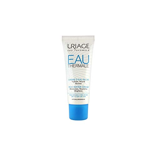 Uriage Eau Thermale ricos agua crema, 40 ml