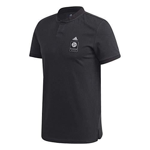 adidas Herren DFB Polo, Black, S