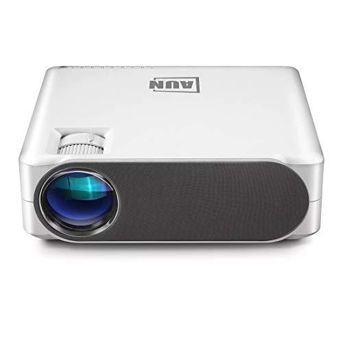 AUN AKEY6S Full HD Smart Projector 1080P with 1GB RAM, 8GB ROM, 6800 Lumens