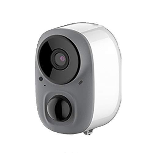 Cámara De Vigilancia Wifi Para Interiores 1080P, Cámara Wifi Con Función De Visión Nocturna, Detección De Movimiento Humano Pir, Audio De 2 Canales, Monitor Para Bebés/Ancianos/Mascotas/wh