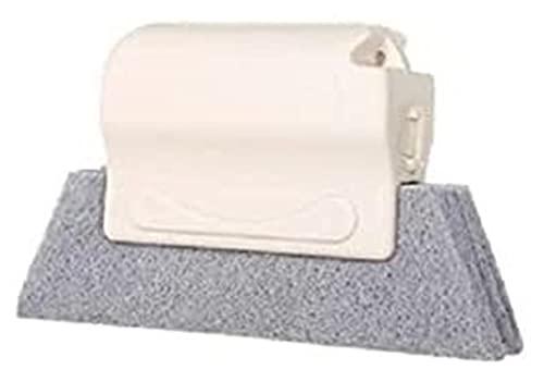 JJZXPJ Cepillo Limpiador Cepillo de lavandería Cepillo Creativo Limpieza de la Ventana Limpieza de Pincel Rápidamente Limpie Todas Las Esquinas y Huecos de Limpieza de la Herramienta