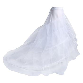 Make you perfect Hoop Skirt Petticoat Skirt for Women