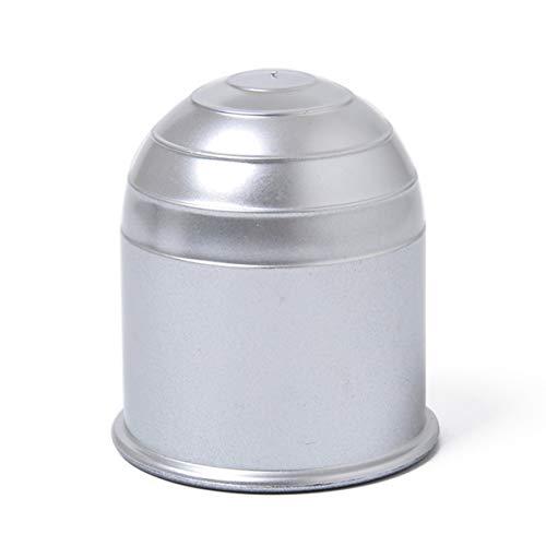 Monlladek Kugelabdeckung, universelle 50-mm-Anhängerkupplung Kugelabdeckkappe Abschleppkupplung Wohnwagenanhänger (Nr. 2)