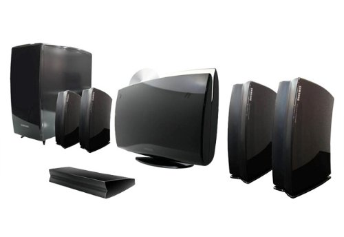 Samsung 5.1 Home Theater System HT-X250 - Equipo de Home Cinema (Reproductor de DVD, 600 W, 5.1, Dolby Digital, Dolby Pro...