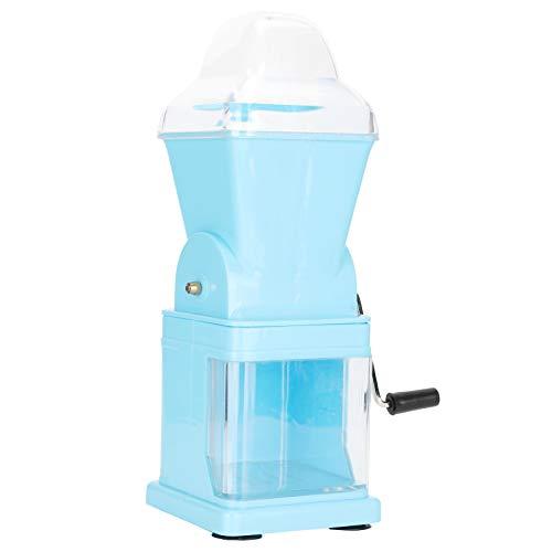 Cortador de verduras, picadora de manivela fácil de usar, almohadillas antideslizantes para los pies Cómoda picadora de verduras, para cocinar albóndigas(blue)