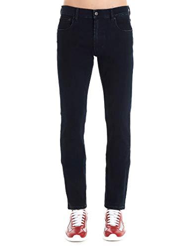Prada Luxury Fashion Herren GEP083S192TZCF01CZ Blau Baumwolle Jeans   Frühling Sommer 20