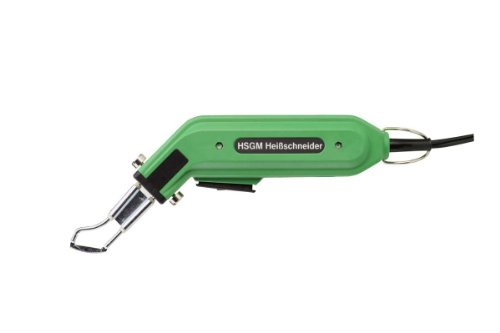 HSGM Rope Cutter - Portable Hot Knife - Cuts Sailing Ropes, Industrial Ropes