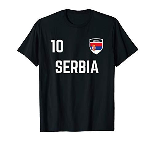 Serbia Soccer Jersey 2019 Serbian Football Team Fan Shirt