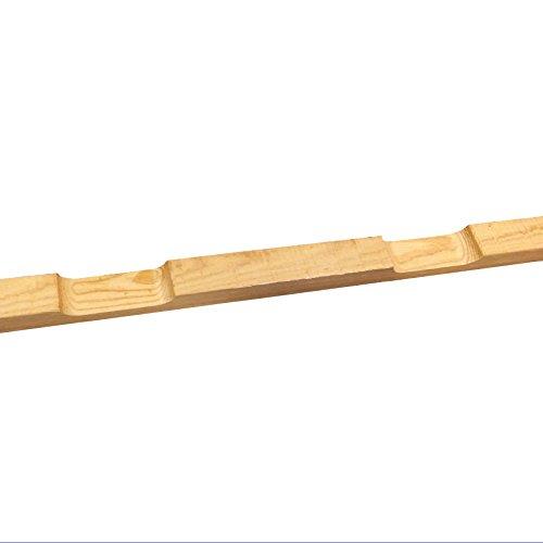 Madera porta madera costilla sujecion campo futbolin duguespi mod. grande.