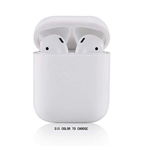 Cover Compatibile con Airpods Apple Airpods, Teyomi Custodia protettiva per AirPods, in silicone con fascia da polso sportiva,custodia caricabatterie