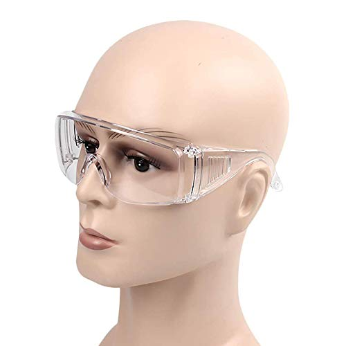 1 x Schutzbrille, Anti-Virus, Anti-Speichel, multifunktional, unisex, Anti-Virus-Brille