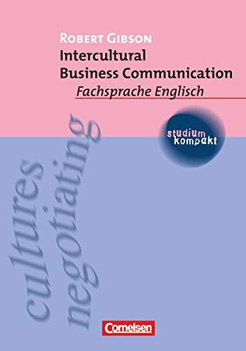 studium kompakt - Fachsprache Englisch: Intercultural Business Communication: Studienbuch
