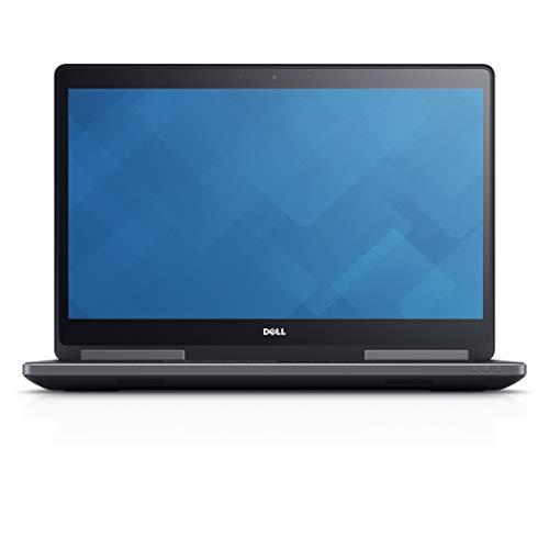 Workstation Dell 7710 17,3  FullHD Intel Core i7-6920HQ 2,90GHz 16GB Ram 180GB SSD + 1TB HDD Quadro M3000M Win 10 Pro - Grado A - Webcam