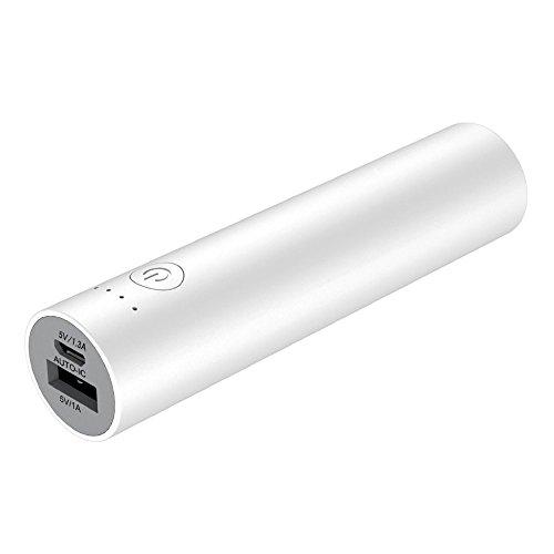 cheero Power Plus 3 stick 3350mAh 超軽量 モバイルバッテリー [ 高品質電池搭載 ] iPhone 8 / 7 / 7Plus ...