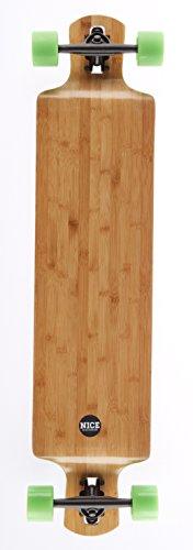 NICE Longboards Nice Bamboo Dropdown Shop Modell 42 x 9,5