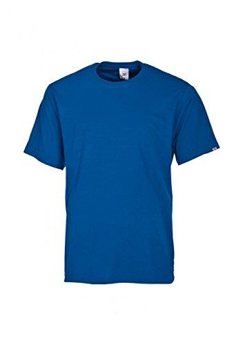 BP 1621-171-110-6XL Unisex-T-Shirt, 1/2 Ärmel, Rundhals, Länge 70 cm, 180,00 g/m² Stoffmischung, Nachtblau, 6XL