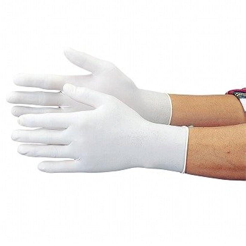 ぼんやりした放棄された規則性おたふく手袋/使い捨て ゴム極ウス手袋 [100枚入]/品番:343 サイズ:M