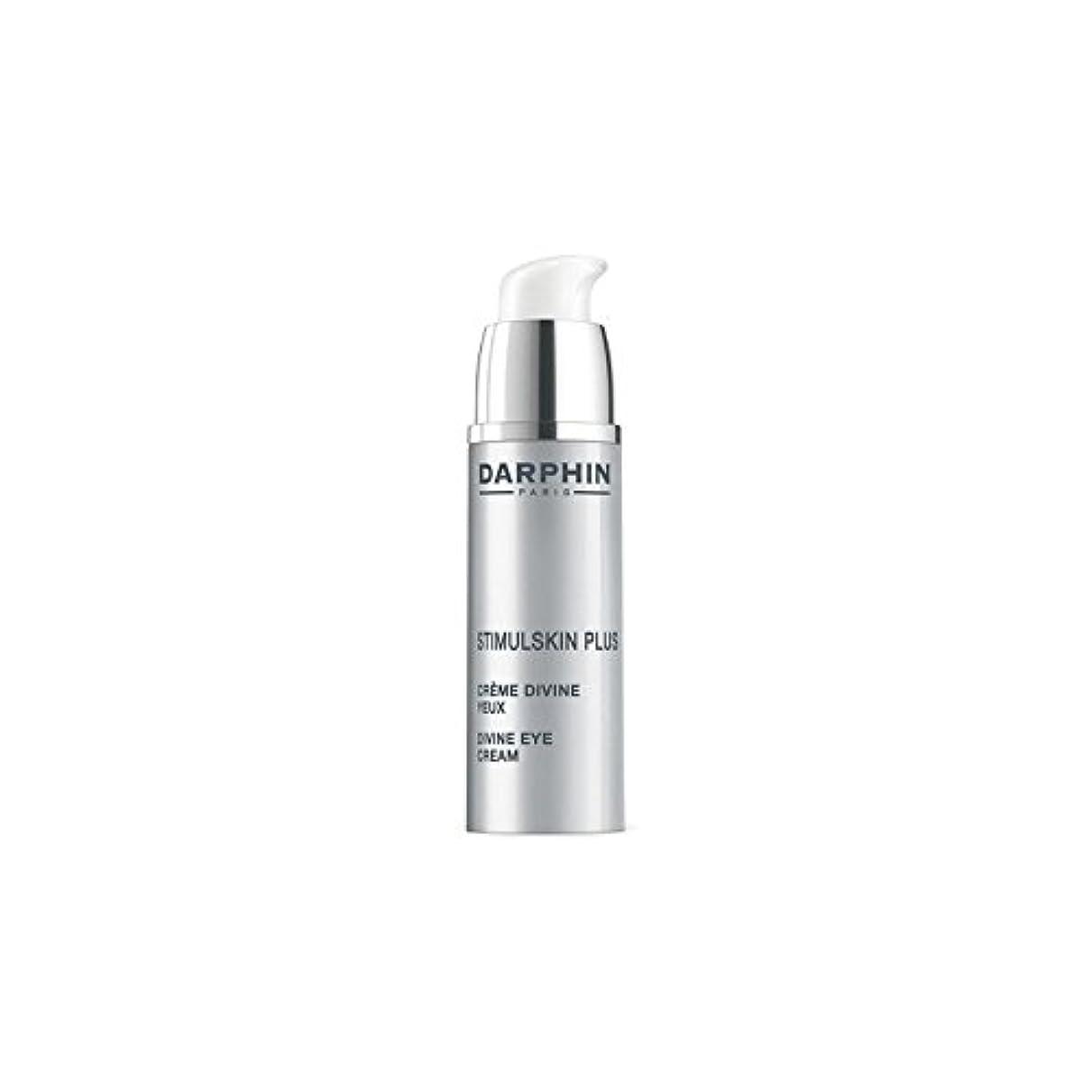 人間パッケージ空中Darphin Stimulskin Plus Divine Illuminating Eye Cream (15ml) (Pack of 6) - ダルファンスティプラス神の照明アイクリーム(15ミリリットル) x6 [並行輸入品]