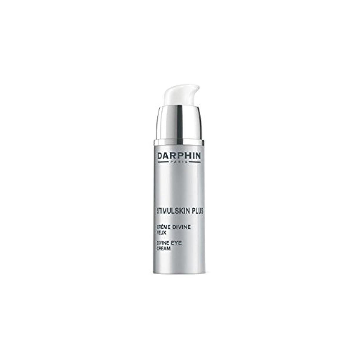 放射性労働者予防接種するDarphin Stimulskin Plus Divine Illuminating Eye Cream (15ml) (Pack of 6) - ダルファンスティプラス神の照明アイクリーム(15ミリリットル) x6 [並行輸入品]