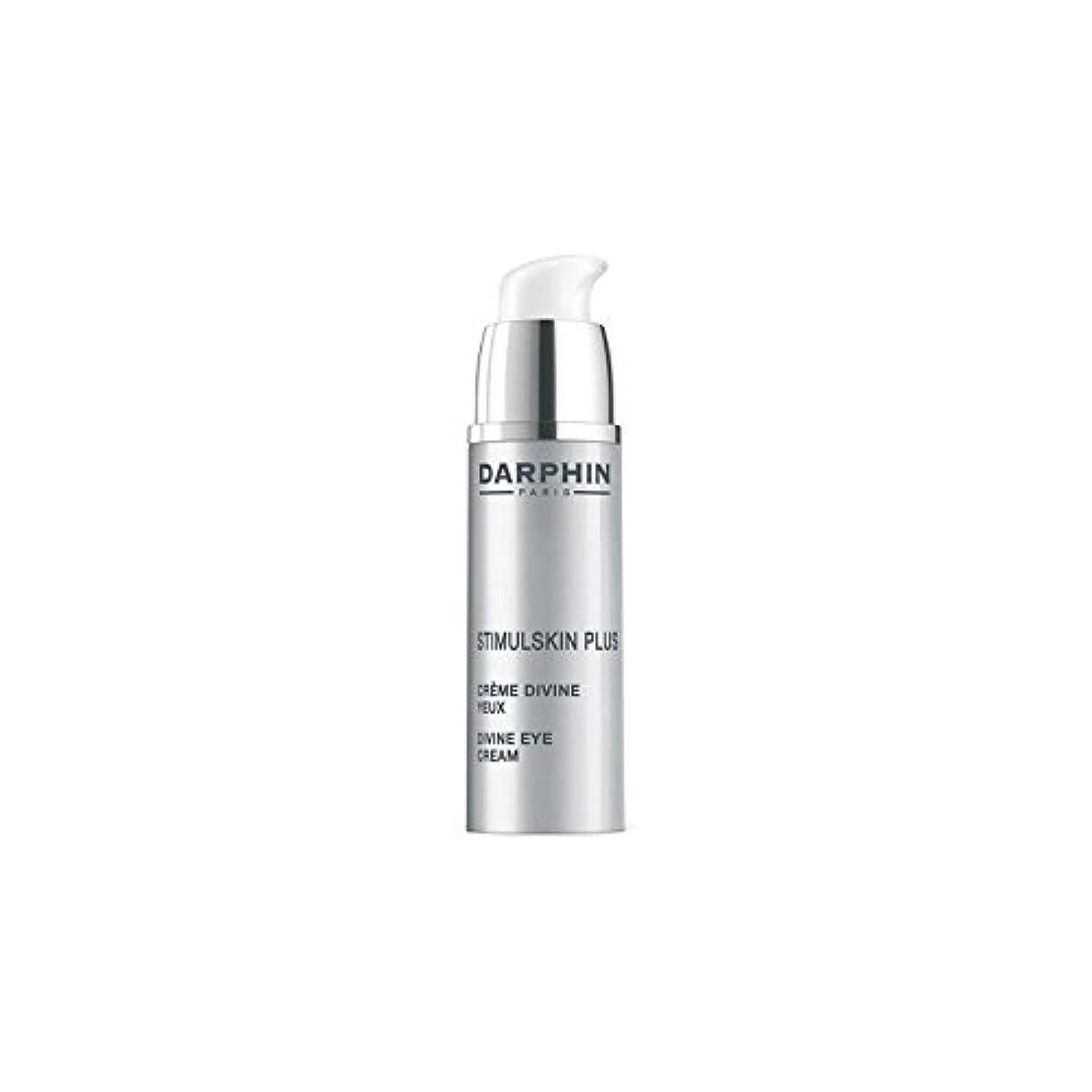 酸化する受ける暖かさDarphin Stimulskin Plus Divine Illuminating Eye Cream (15ml) (Pack of 6) - ダルファンスティプラス神の照明アイクリーム(15ミリリットル) x6 [並行輸入品]