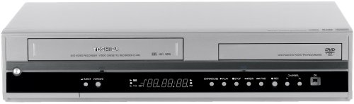 Toshiba D-VR5 DVD Player/Recorder with VCR