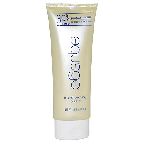 AQUAGE Transforming Paste, 4.6 Oz, Non- Greasy Formula, Creates Texture and Hold Simultaneously, Provides Long-Lasting Style Retention, Yet Maintains Flexibility