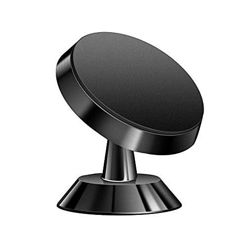 Actualizado Universal De 360 Grados Giratorio Fuerte Poder Magnético Del Tablero Del Coche Del Soporte Del Teléfono Del Coche Del Soporte