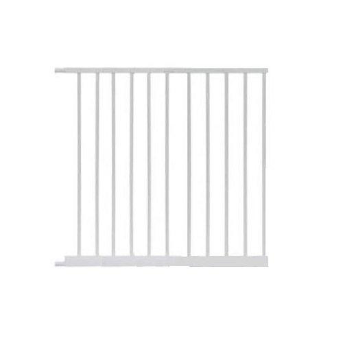 Bettacare Rallonge de portail à fermeture automatique Blanc 79,2 cm