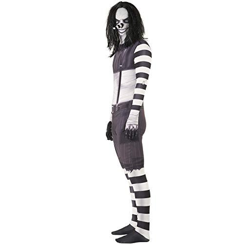 Morphsuits Lachen Jack Unheimlich Urban Legends Halloween Erwachsene Kostüm - Mittel