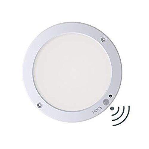 Kaday 18W Downlight LED Plafón con sensor de movimiento Lámpara de pared...