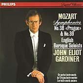 mozart symphonies gardiner - 8